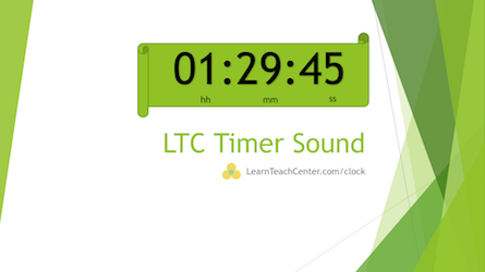 Timer for PowerPoint for Windows
