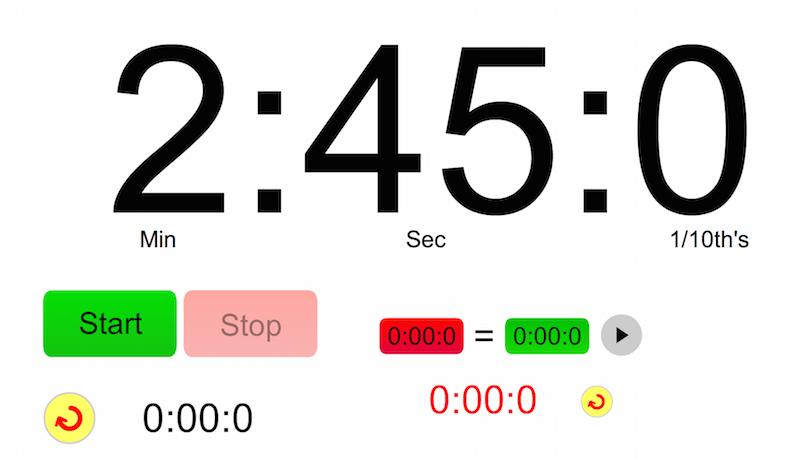 Wrestling Clock